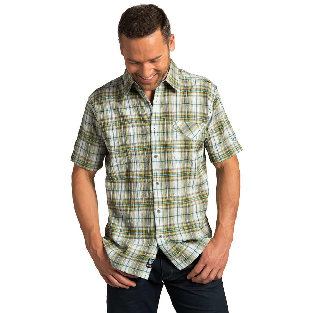 KÜHL Men's Stallion Shirt, S/S  - WILDLIME
