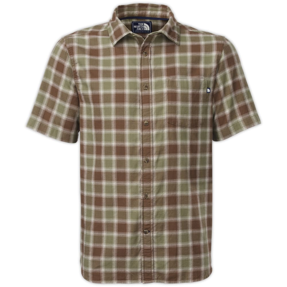 THE NORTH FACE Men's Bossworth T - OLIVE GREEN
