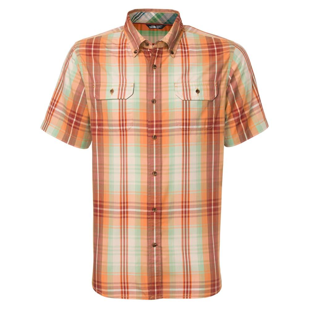 THE NORTH FACE Men's Delridge Shirt - TOPAZ ORANGE