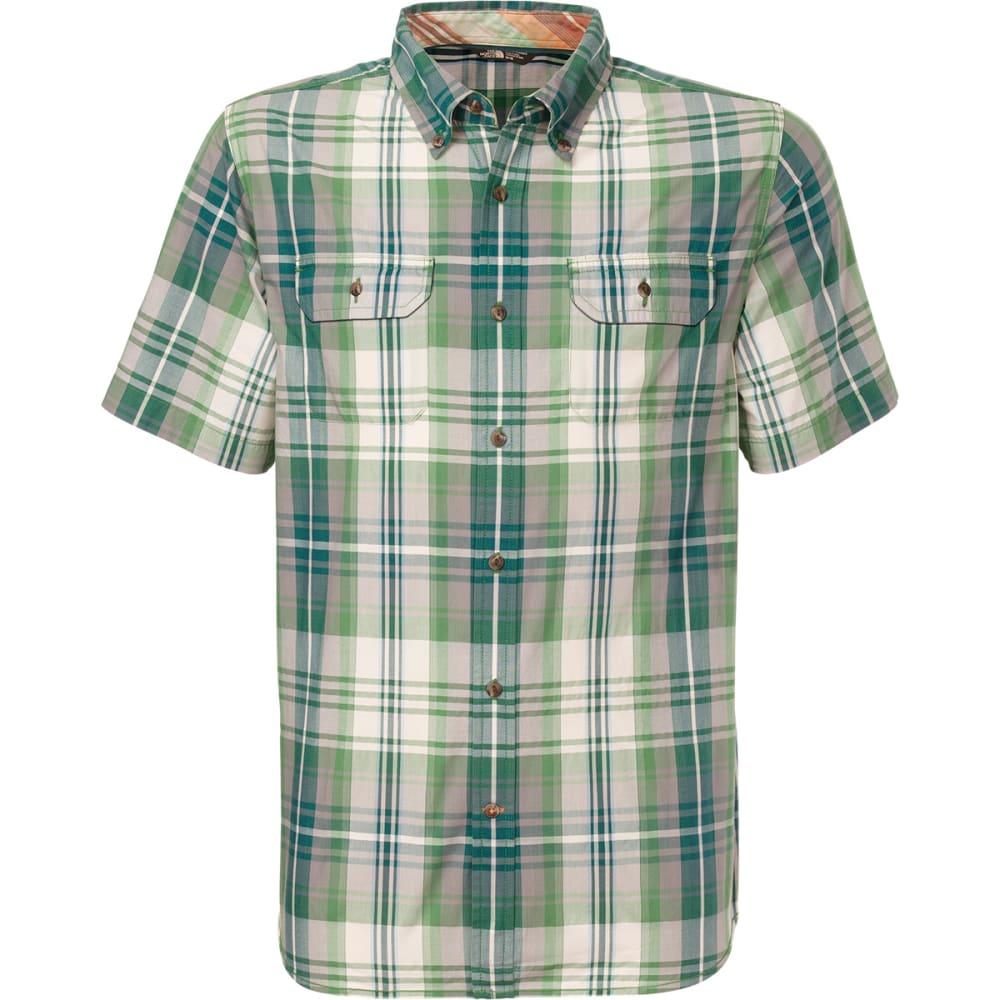 THE NORTH FACE Men's Delridge Shirt - GRAY PTRND