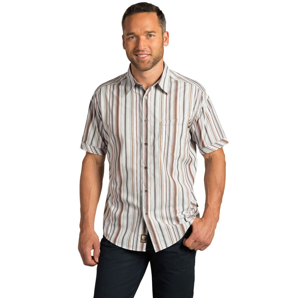 KÜHL Men's Vertikl Shirt, S/S - RUSTIC SUN