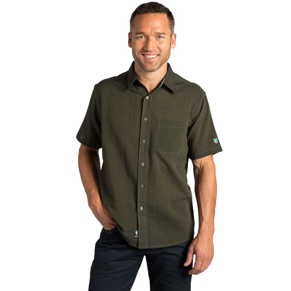 KÜHL Men's Tropik Shirt  - CARBON