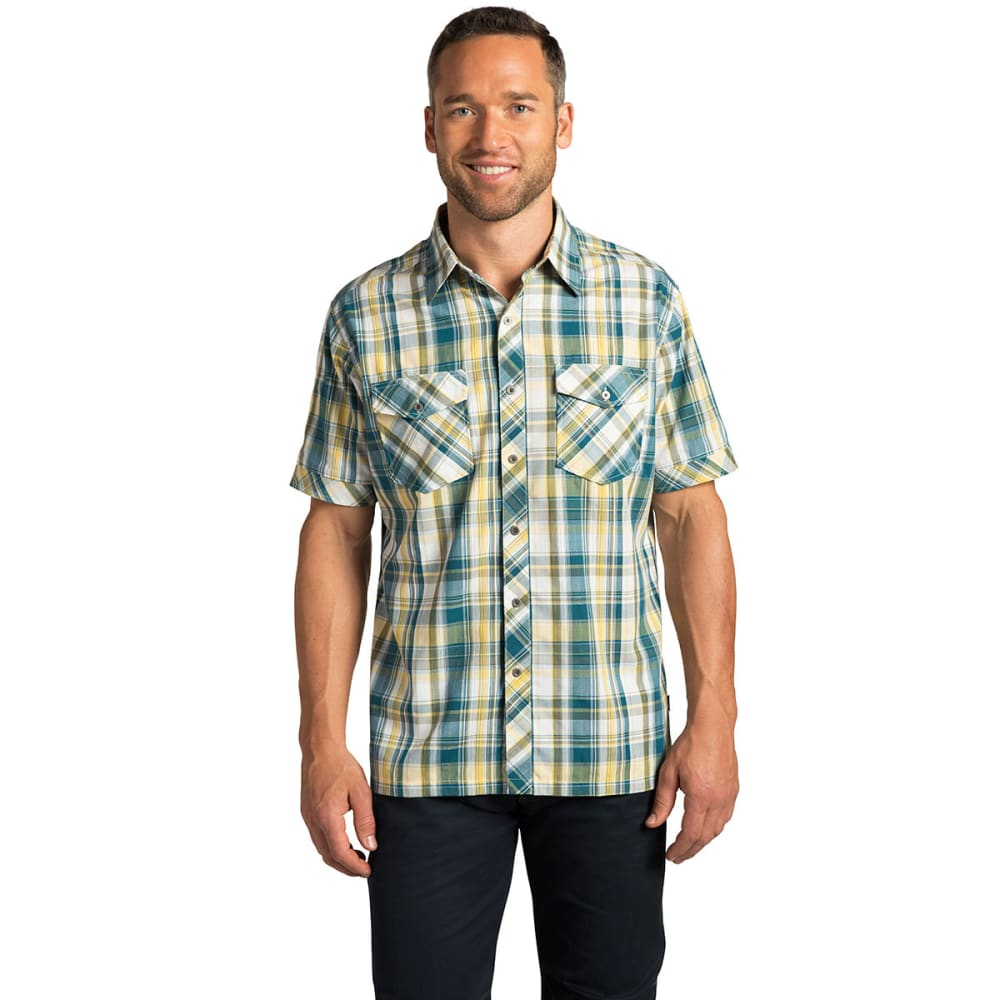 KÜHL Men's Spion Shirt, S/S  - SUN FUZION