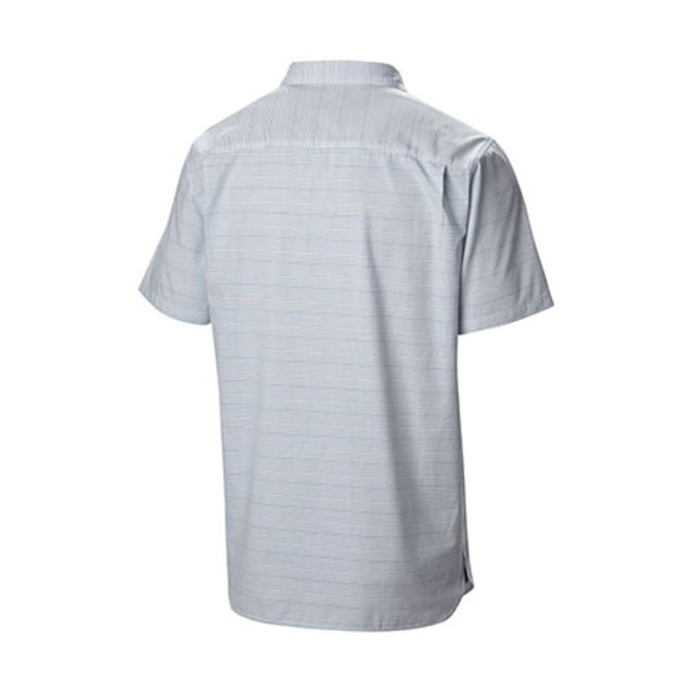 MOUNTAIN HARDWEAR Men's Kotter Stripe Shirt, S/S - AZUL