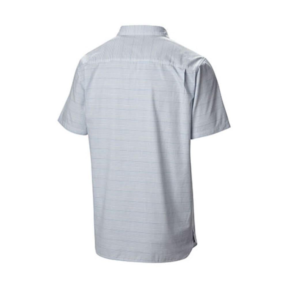MOUNTAIN HARDWEAR Men's Kotter Stripe Shirt, S/S - AZUL