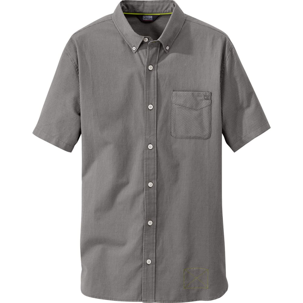 OUTDOOR RESEARCH Men's Tisbury Shirt - PEWTER