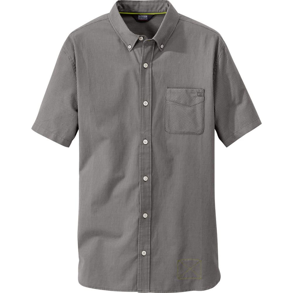 OUTDOOR RESEARCH Men's Tisbury Shirt - PEWTER