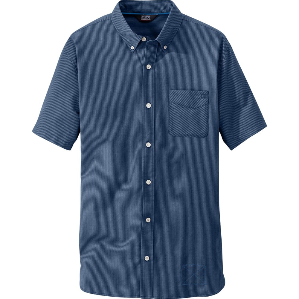 OUTDOOR RESEARCH Men's Tisbury Shirt - DUSK