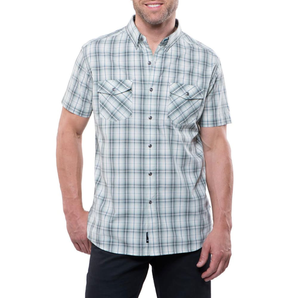 KÜHL Men's Brisk Short-Sleeve Shirt    - DESERT SAGE
