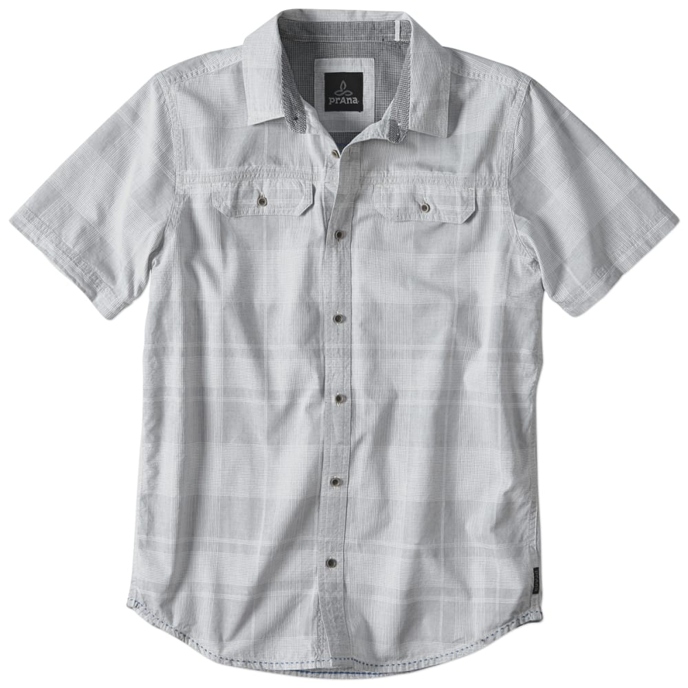 PRANA Men's Marvin Shirt - SILVER