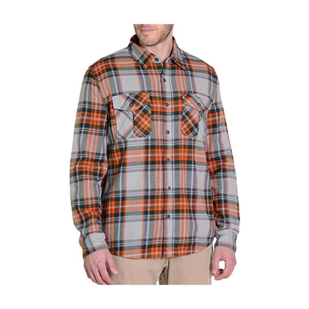 GRAMICCI Men's Westbrook Shirt, L/S - LIGHT GREY
