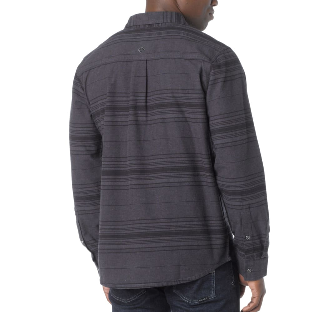 PRANA Men's Leon Shirt - COAL