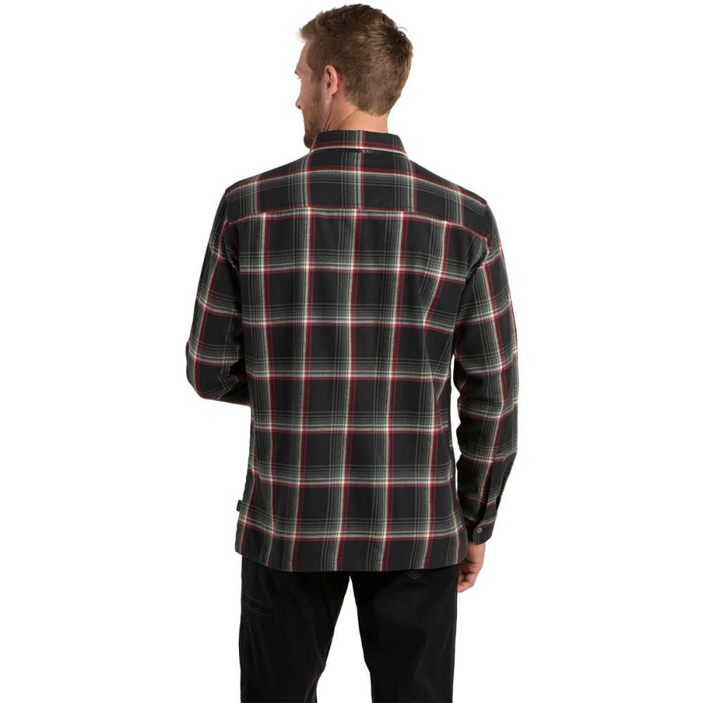 KÜHL Men's Lookout Long-Sleeve Flannel - RENEGADE RED