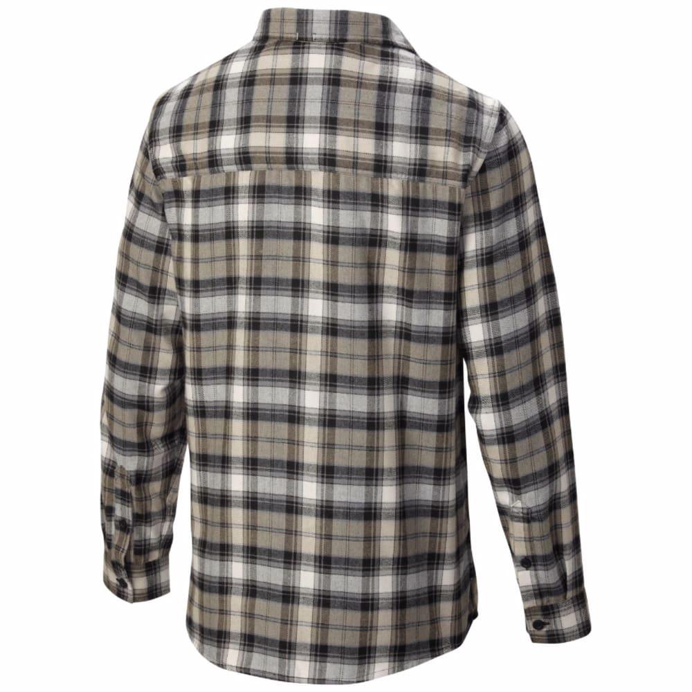 MOUNTAIN HARDWEAR Men's Trekkin' Flannel - ROCKET