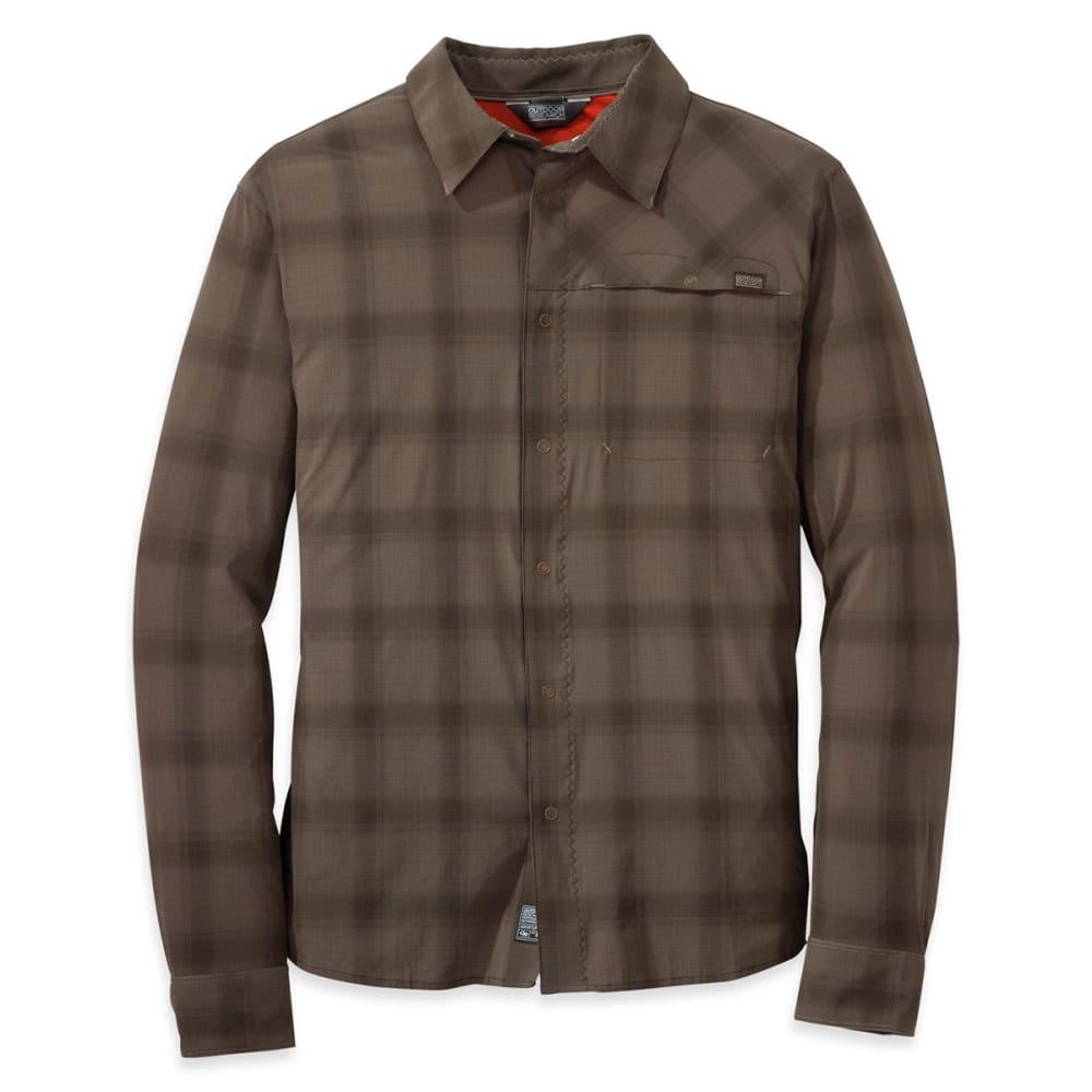 Outdoor research men 39 s astroman long sleeve shirt free for Mens outdoor long sleeve shirts