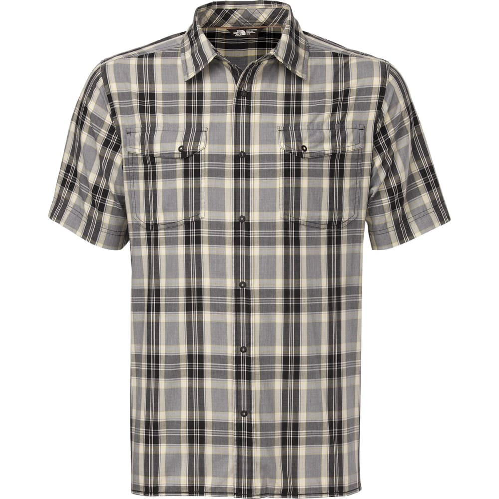 THE NORTH FACE Men's King Pine Short-Sleeve Shirt - TNF BLACK