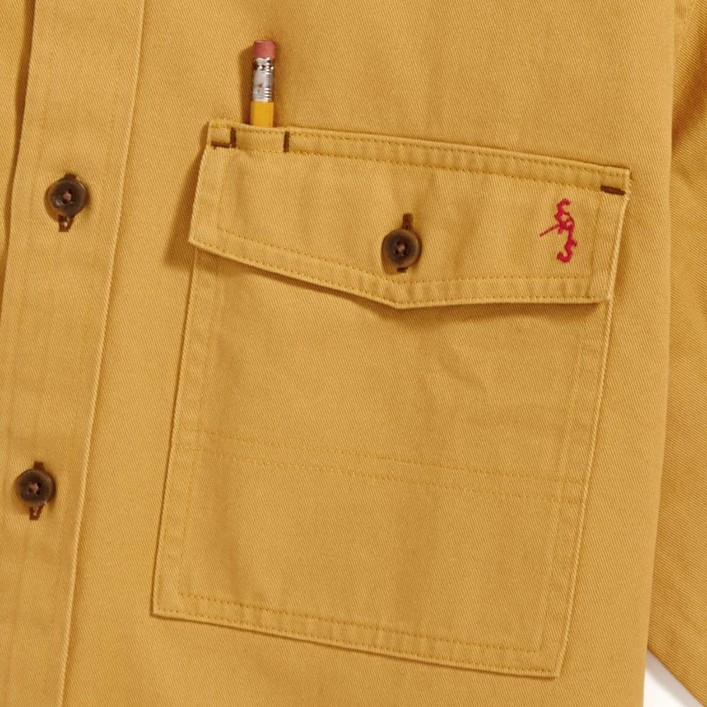 EMS® Men's Fencemender Work Shirt - HONEY MUSTARD