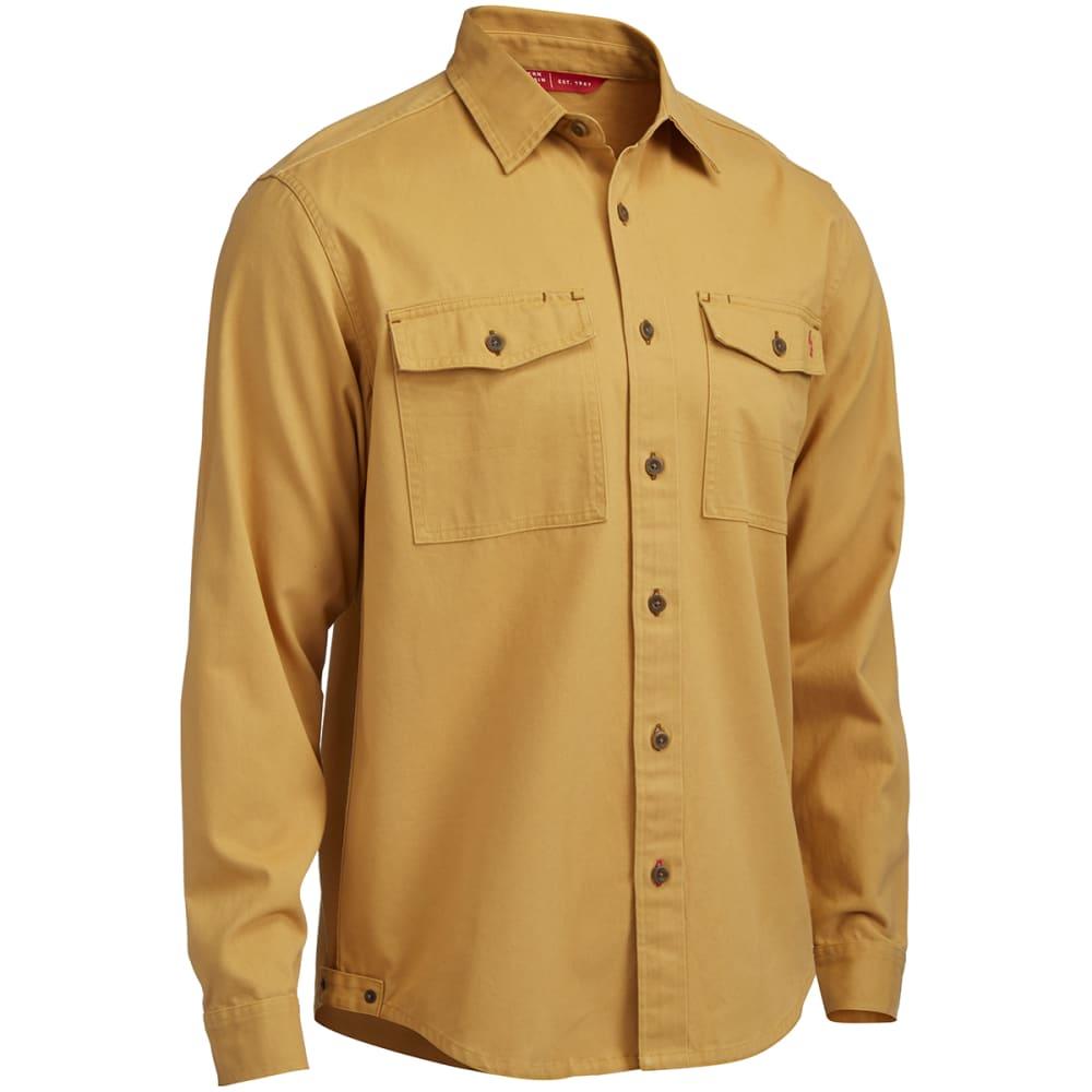EMS Men's Fencemender Work Shirt - HONEY MUSTARD