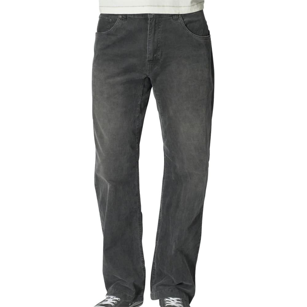 PRANA Men's Saxton Pants - CHARCOAL