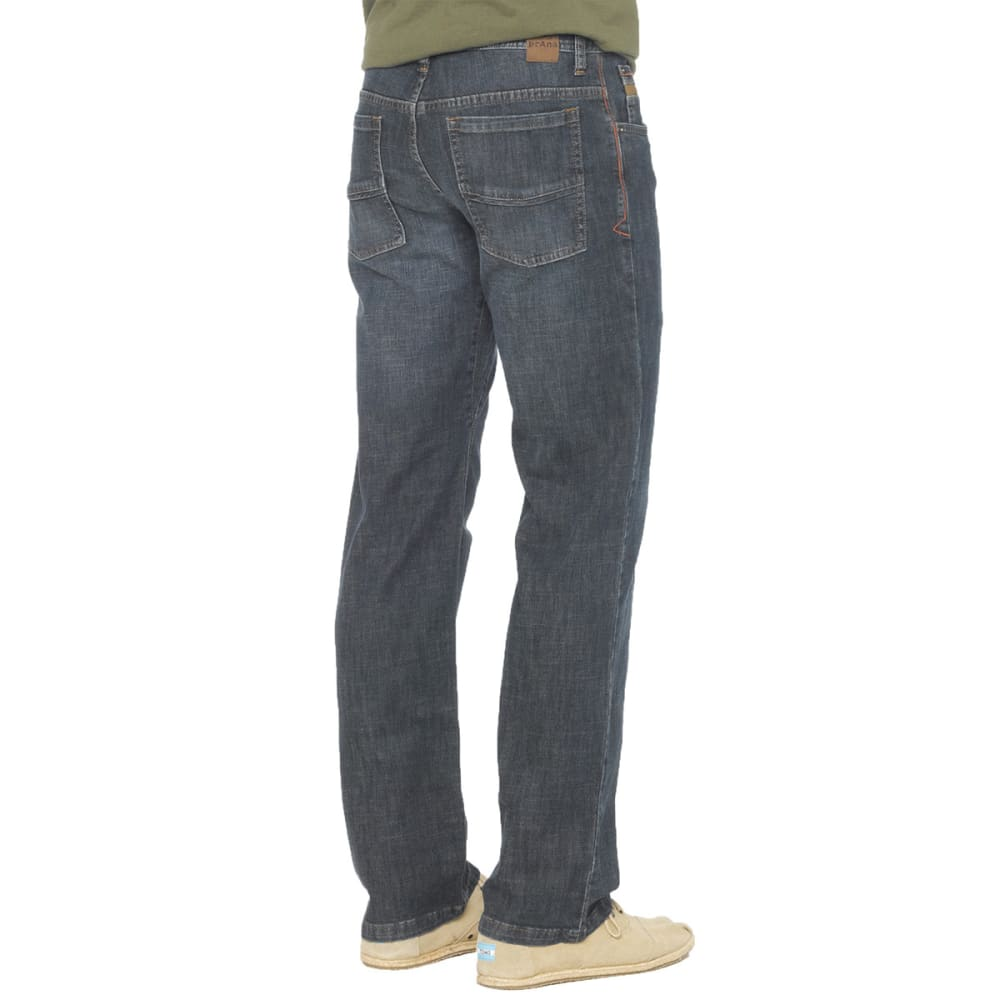 PRANA Men's Axiom Jeans - ANTIQUE STONE WASH
