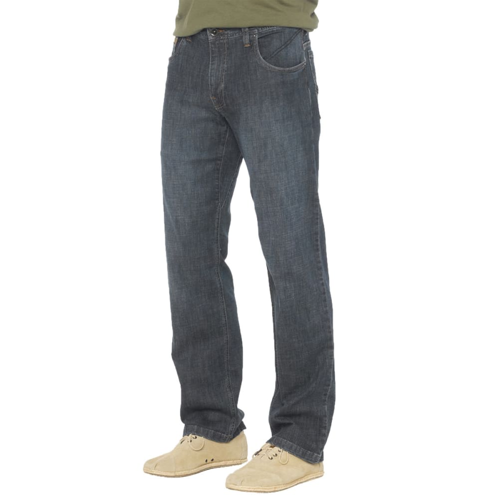 PRANA Men's Axiom Jeans - ANTIQUE STONE WASH
