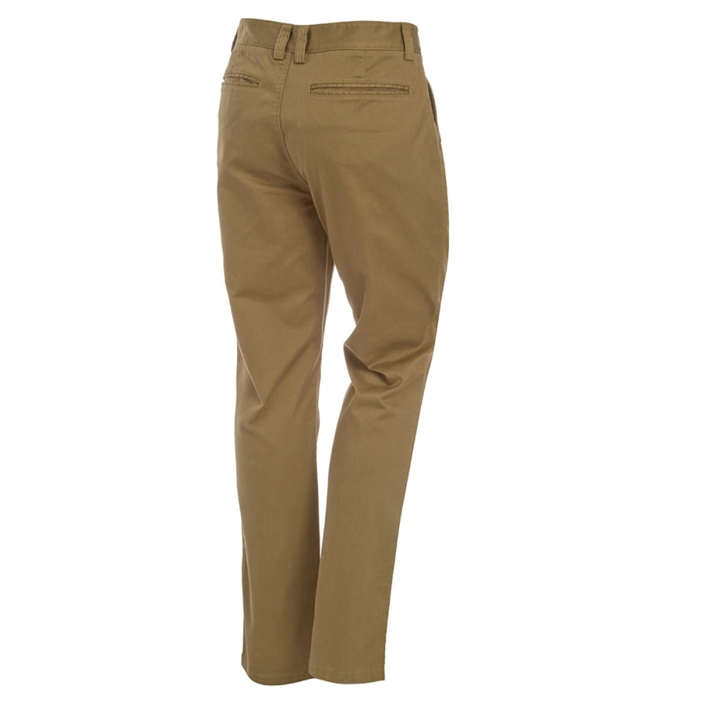 EMS® Men's Back Bay Slim Fit Stretch ChinoPants - KELP