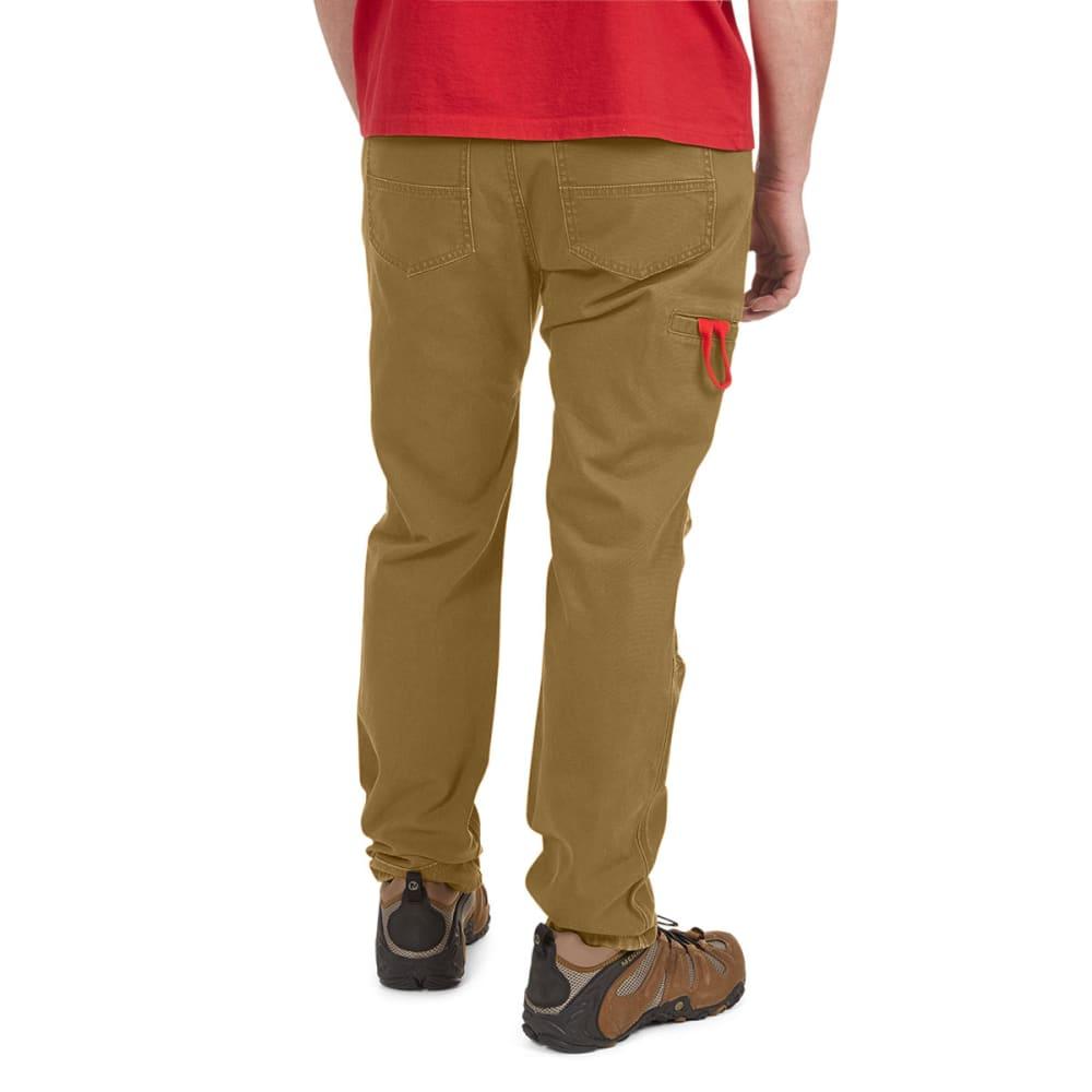EMS Men's Fencemender Slim Fit Pants - KELP