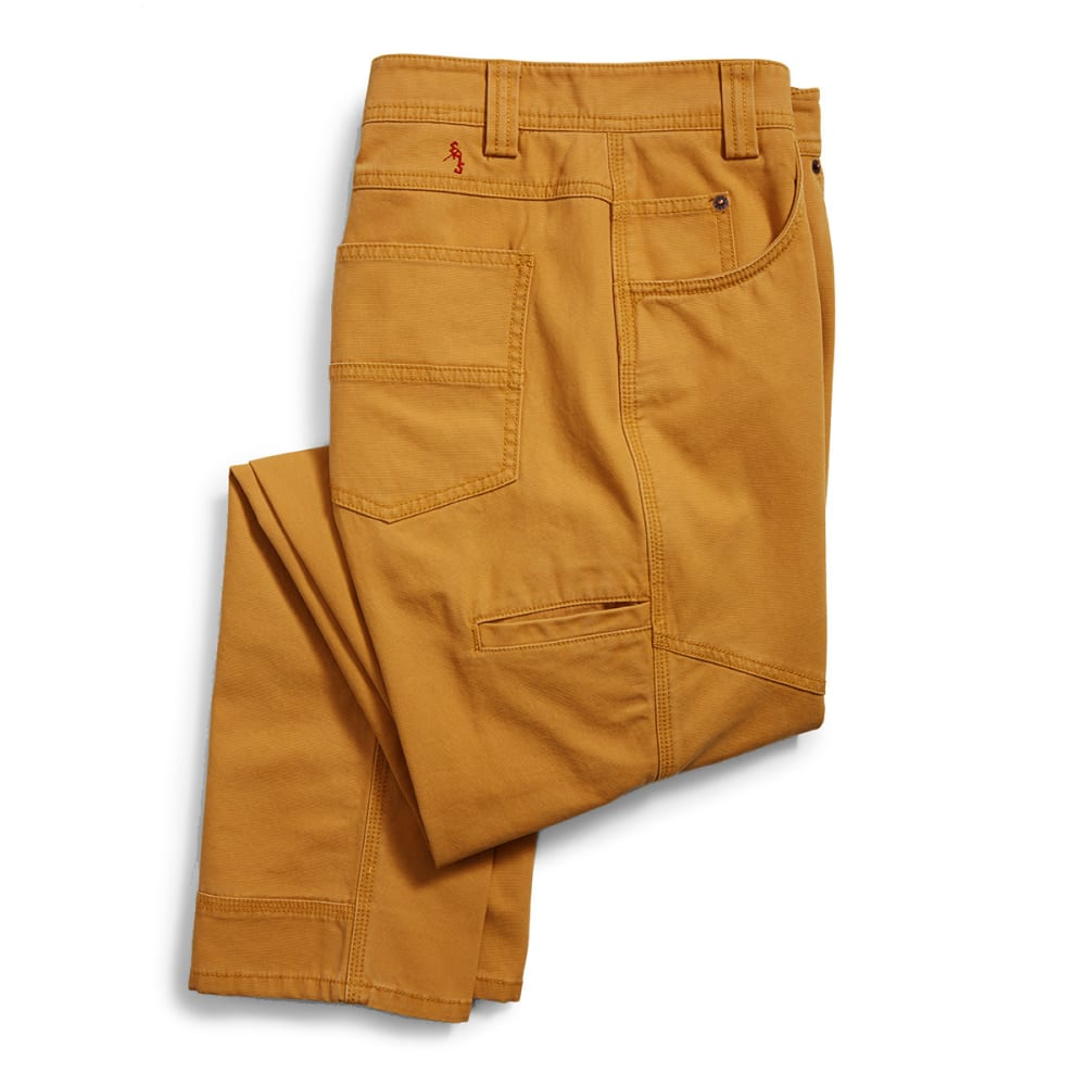 EMS Men's Fencemender Slim Fit Pants - HONEY MUSTARD