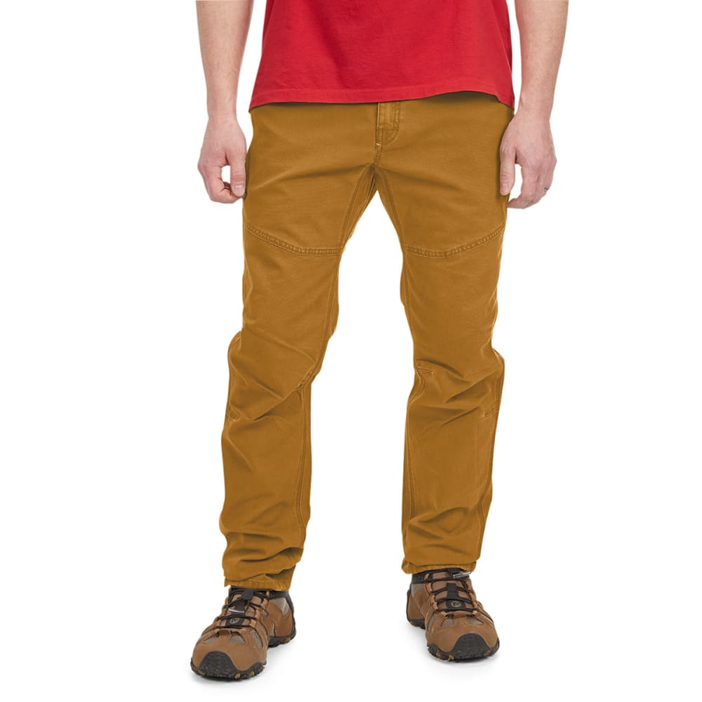 EMS® Men's Fencemender Slim Fit Pants  - HONEY MUSTARD