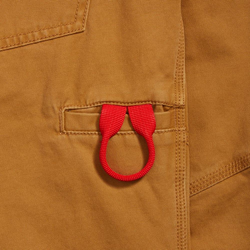 EMS® Men's Fencemender Classic Pants - BRONZE BROWN