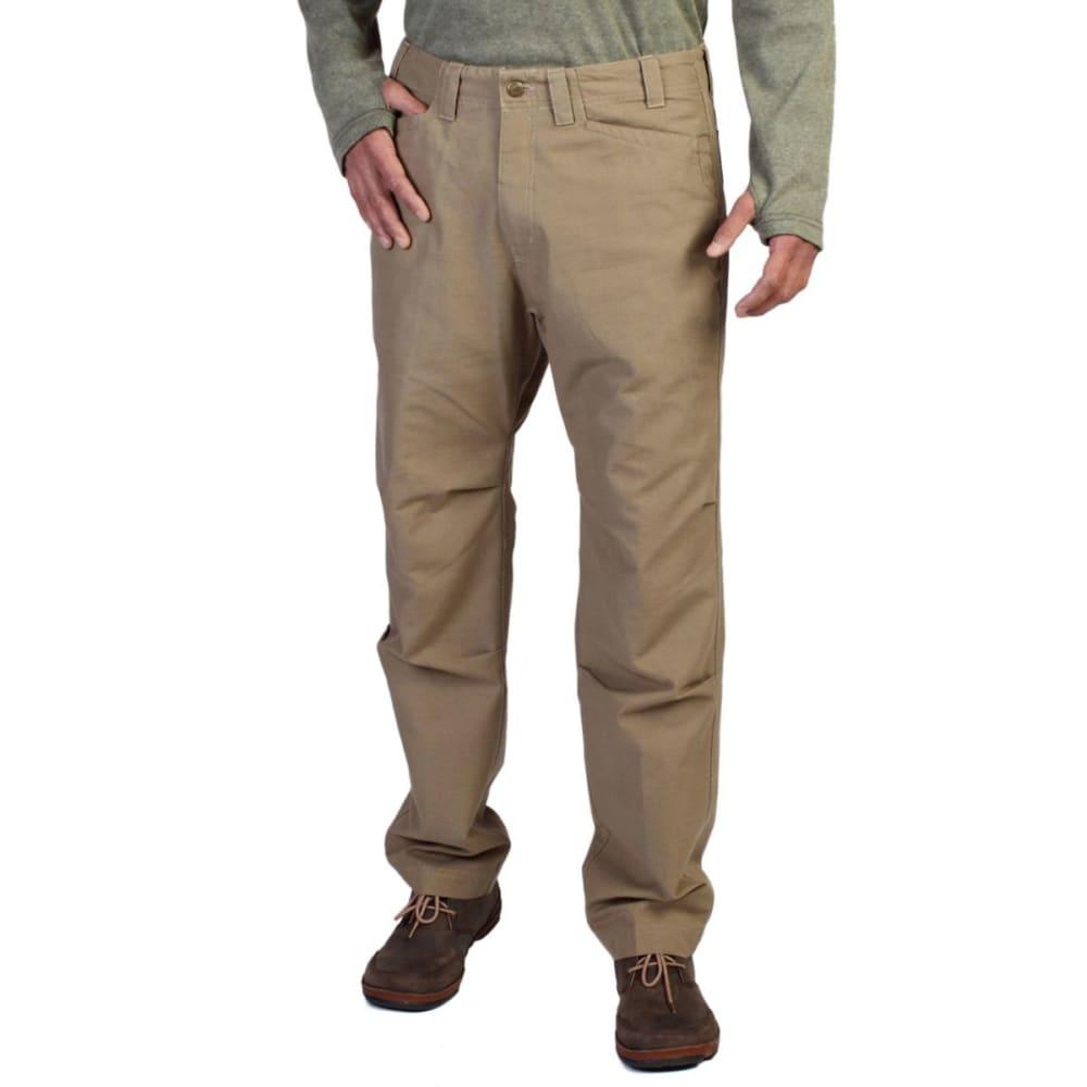 EXOFFICIO Men's Modano Pants, Short - WALNUT