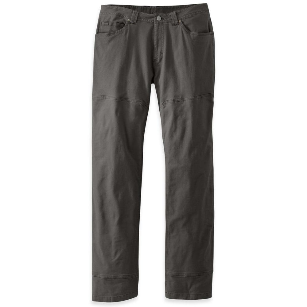 OUTDOOR RESEARCH Men's Deadpoint Pants - CHARCO/REG