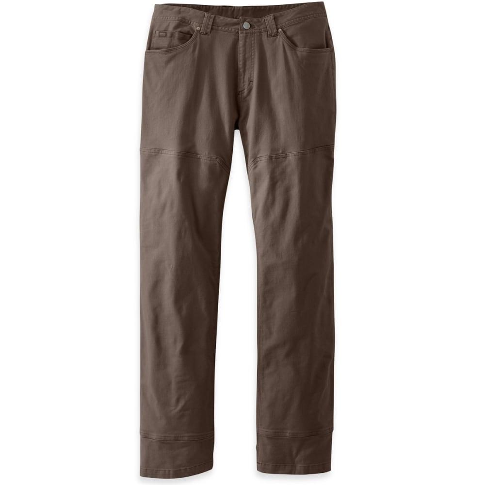 OUTDOOR RESEARCH Men's Deadpoint Pants - MUSHROOM - LONG