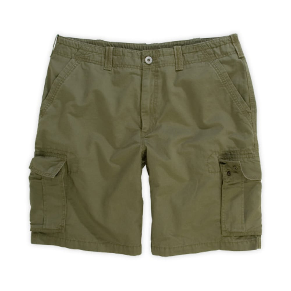 EMS® Men's Dockworker Cargo Shorts  - BURNT OLIVE