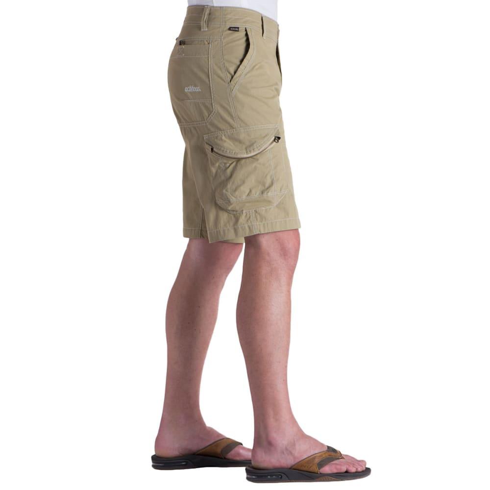 KÜHL Men's Ambush Cargo Shorts - SA-SAWDUST