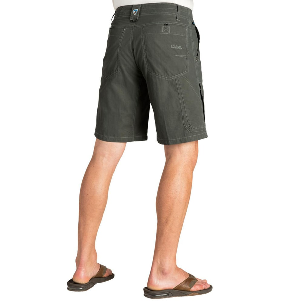 KÜHL Men's Ramblr Shorts  - CARBON