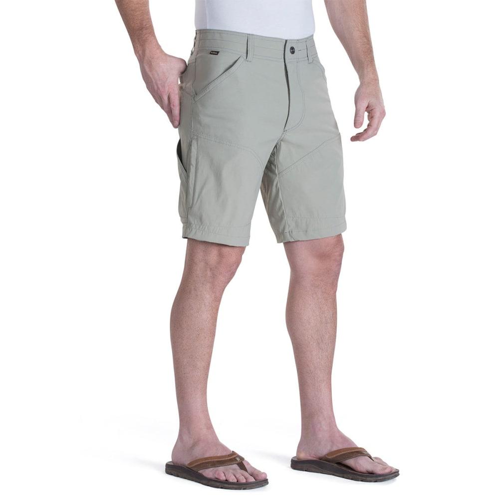 KÜHL Men's Renegade Shorts, 12 in. - BRNI-BRUSHED NICKEL