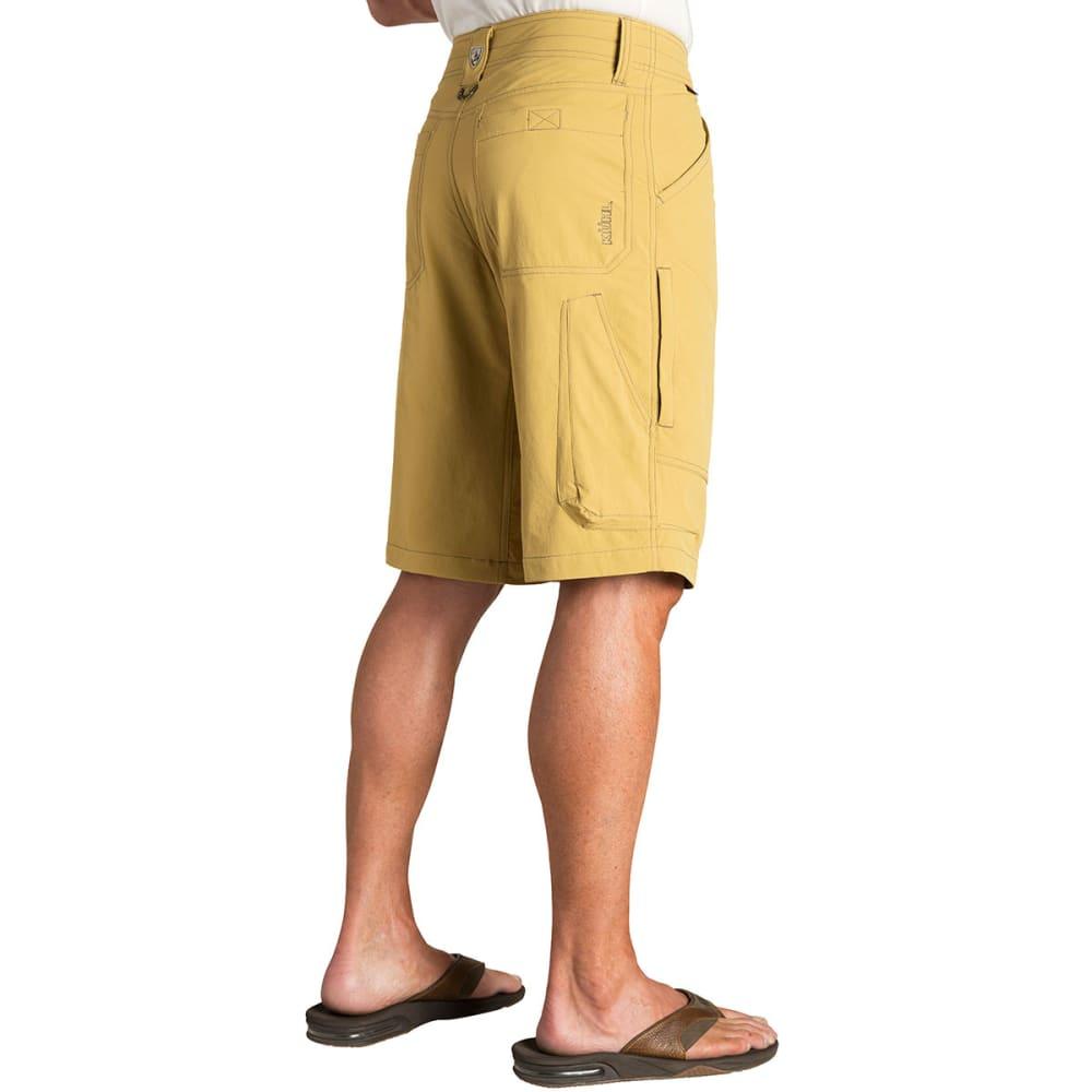 KÜHL Men's Renegade Shorts, 12 in. - CAMEL