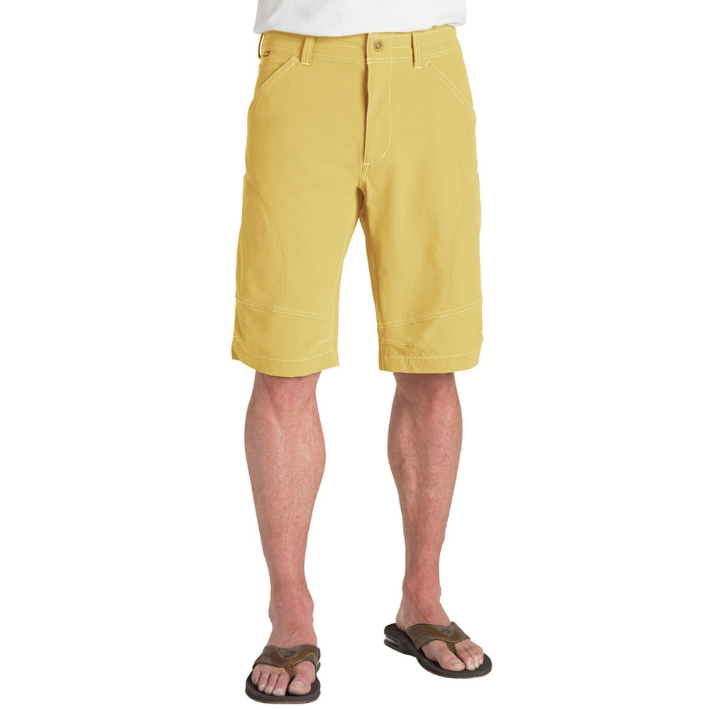 KÜHL Men's Renegade Shorts, 12 in.  - CAMEL