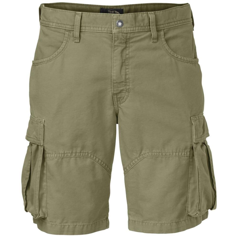 THE NORTH FACE Men's Acadia Cargo Shorts - GRECIAN GREEN