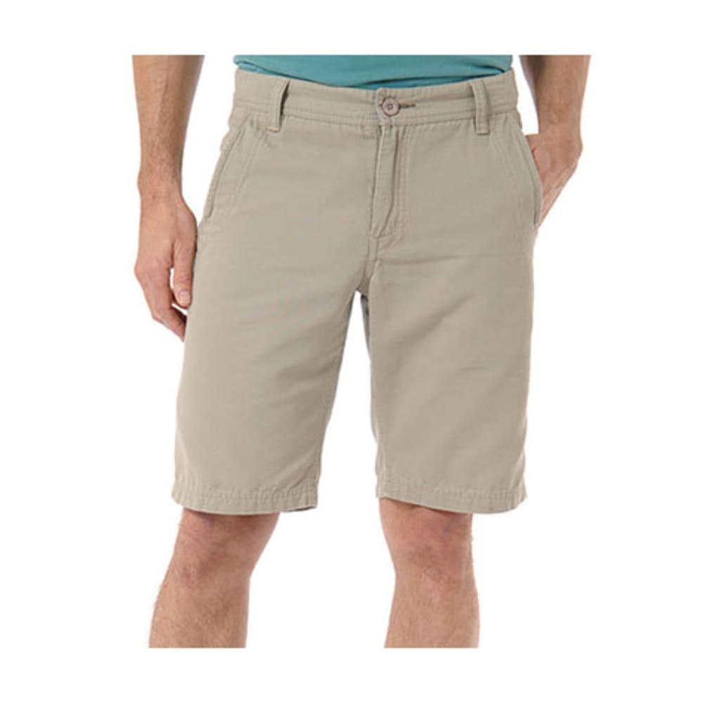 HORNY TOAD Men's Free Range Shorts, 11 in. - TRUE KHAKI