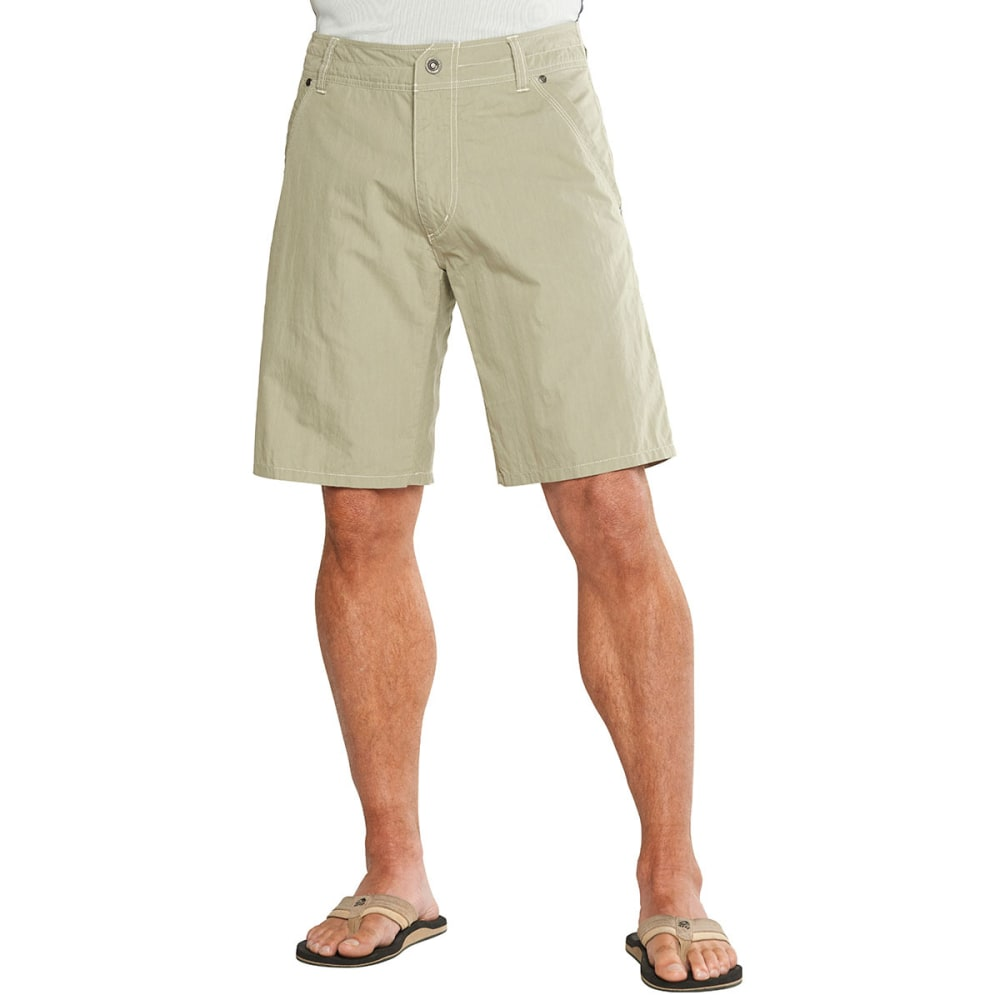 KÜHL Men's Kontra Shorts, 10 in.  - LIGHT KHAKI