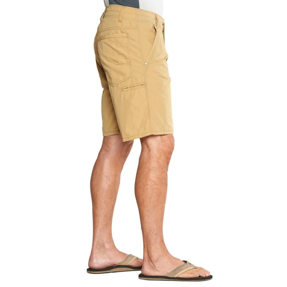 KÜHL Men's Kontra Shorts, 10 in. - CAMEL
