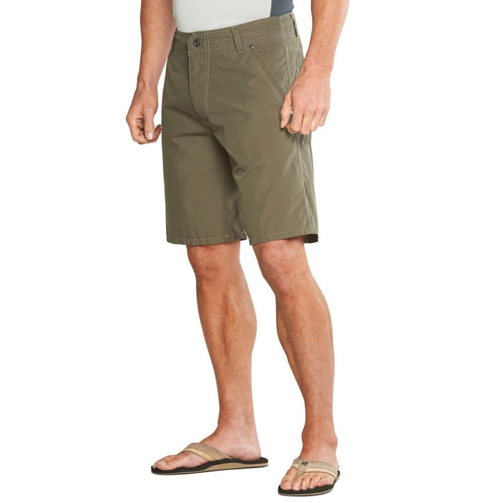KÜHL Men's Kontra Shorts, 10 in. - GUNMETAL