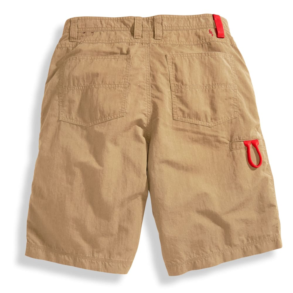 EMS® Men's Fencemender Cotton Nylon Shorts - KELP