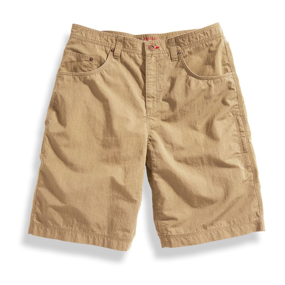 EMS® Men's Fencemender Cotton Nylon Shorts - KELP