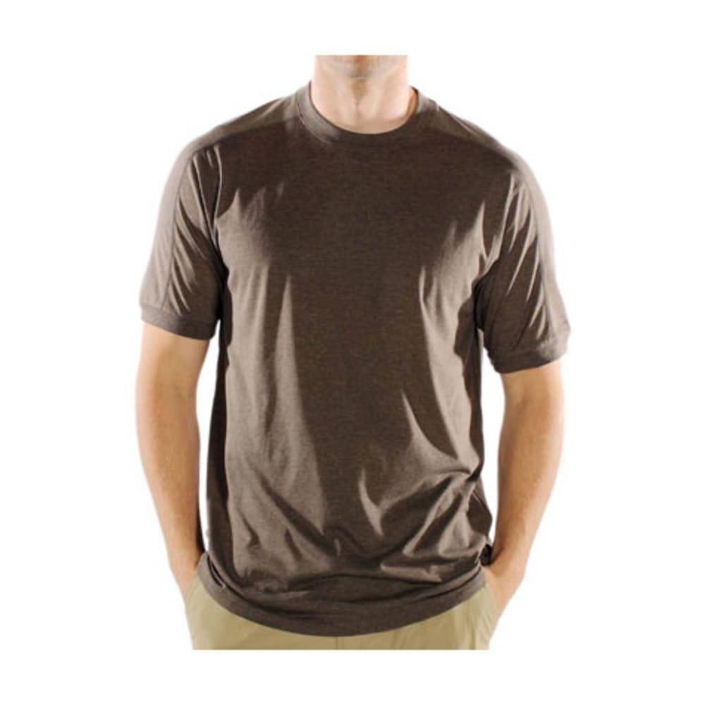EXOFFICIO Men's ExO Dri T-Shirt, S/S - CIGAR