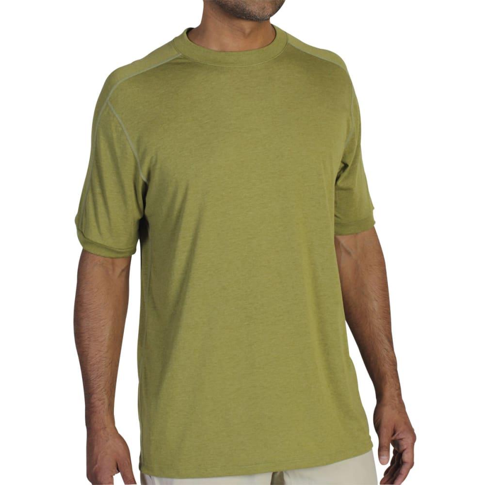 EXOFFICIO Men's ExO Dri T-Shirt, S/S - OREGANO