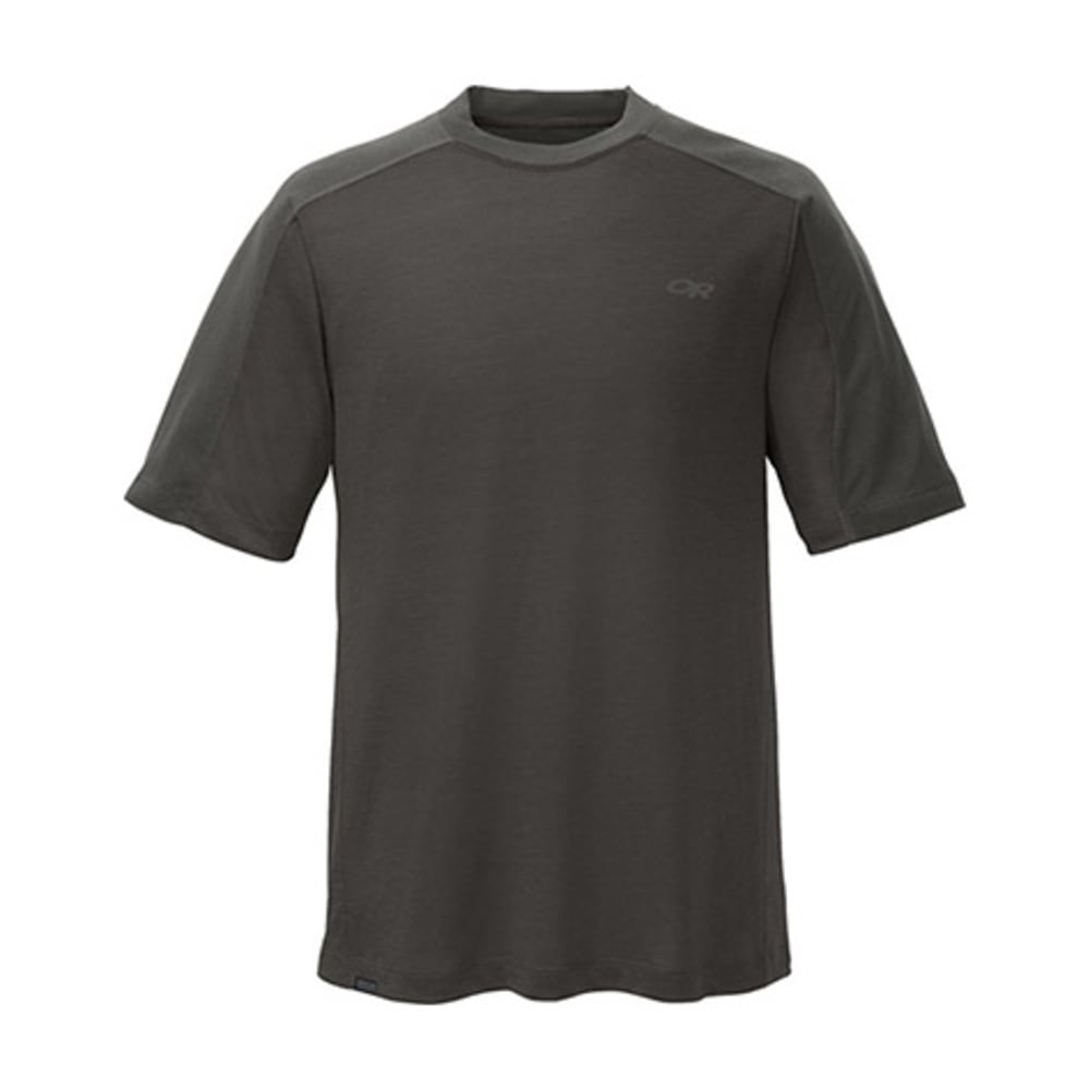 OUTDOOR RESEARCH Men's Sequence Duo Tee - CHARCOAL