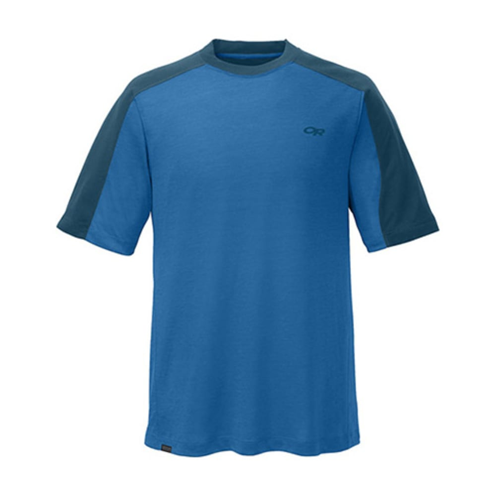 OUTDOOR RESEARCH Men's Sequence Duo Tee - GLACIER